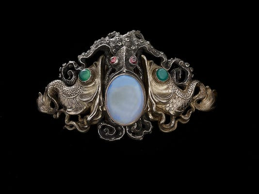 9-Wilhelm-Lucas-von-Cranach-Octopus-Waist-Clasp