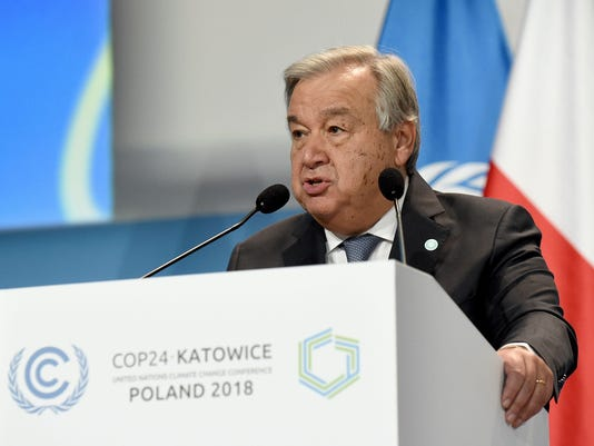 climate-POLAND-CLIMATE-WARMING-COP24