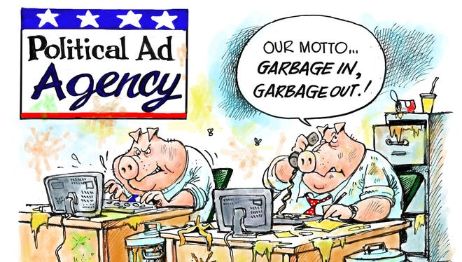 Political Ad Agenices
