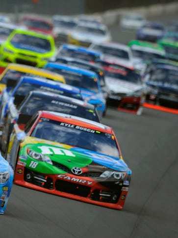 Vote for your favorite NASCAR track!