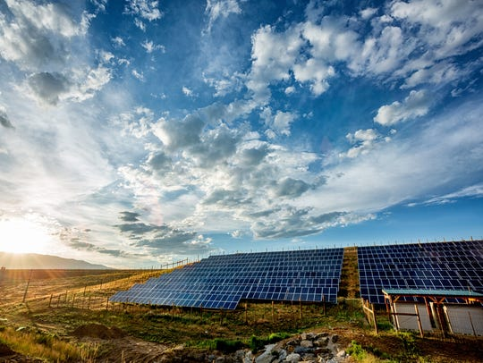 Solar energy has seen enormous growth, particularly