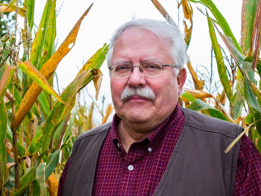 Dr. Mike Rosmann, an Iowa farmer and psychologist,