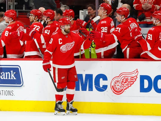 Henrik Zetterberg wants to finish his NHL career where he started it: With the Red Wings