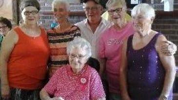 Mrs. Willie celebrates 106 years