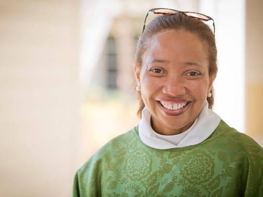 Rev. Dorothy Sanders Wells