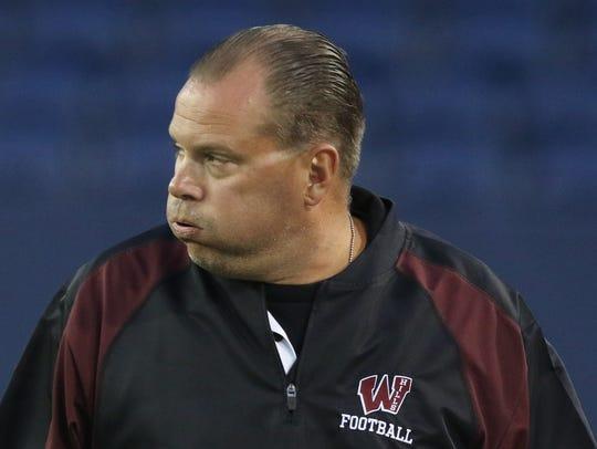 Wayne Demikoff is the head coach of the Wayne Hills High School football team.