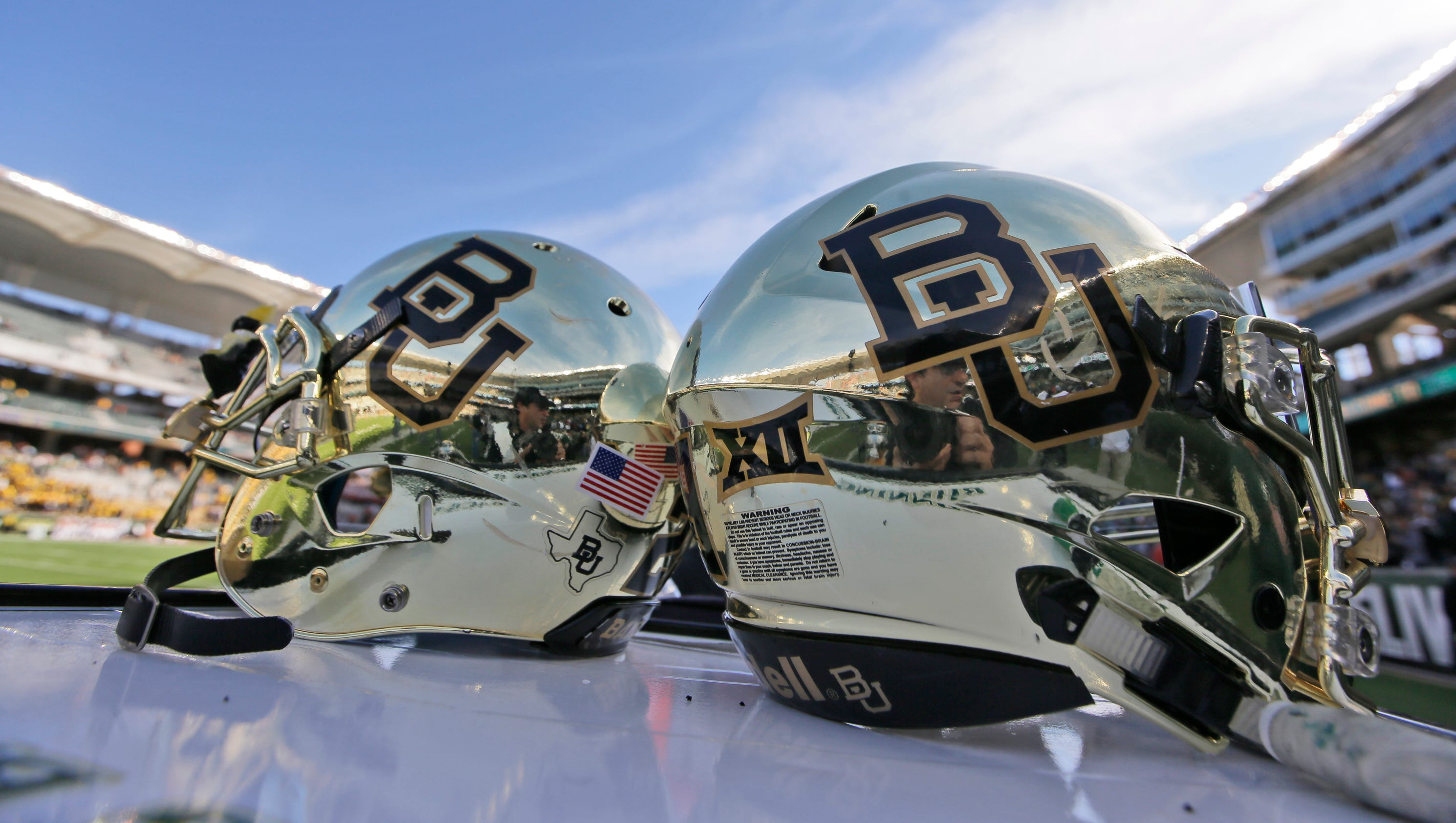 Two more from Baylor football staff fired
