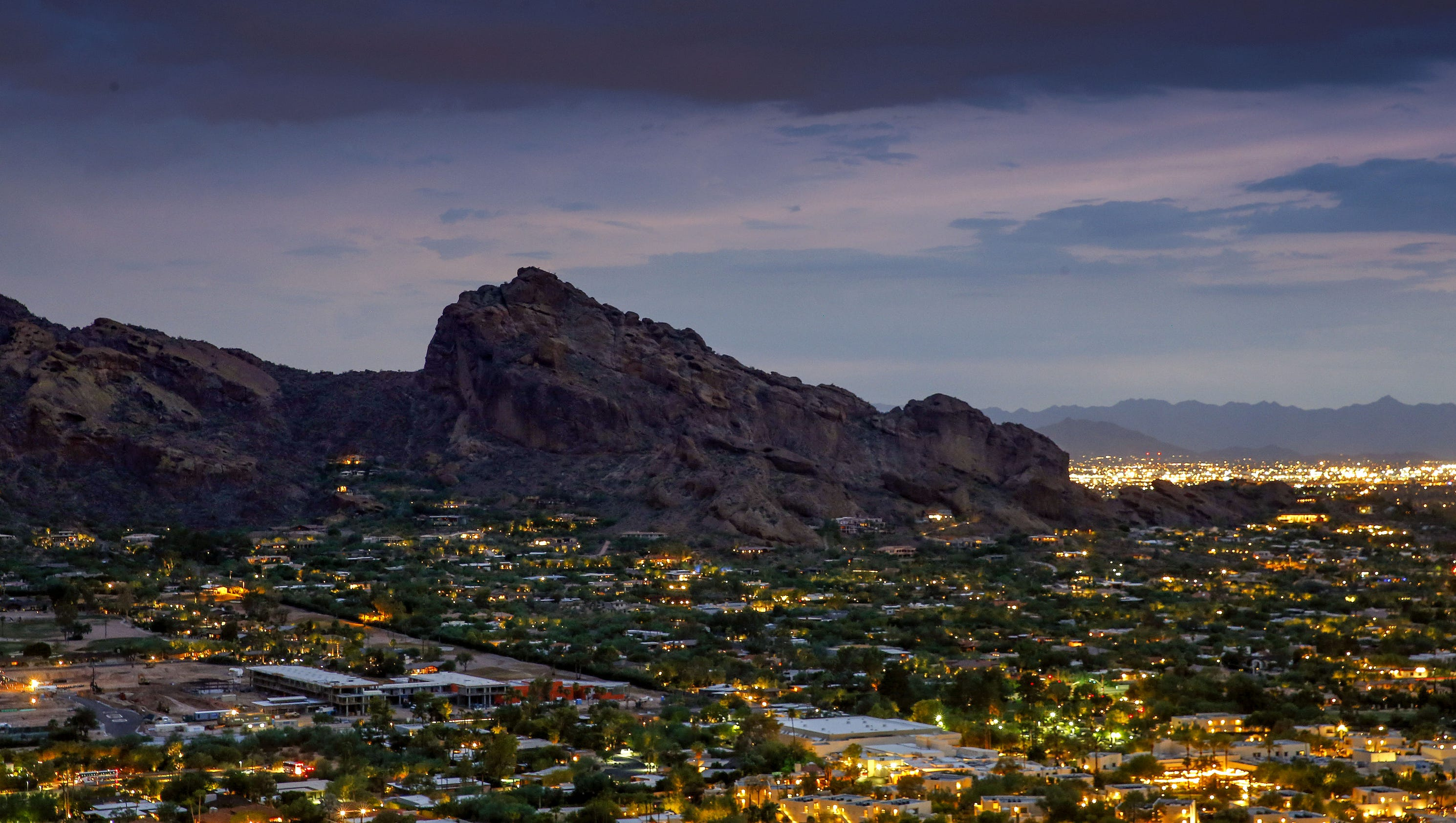 Phoenix fails to rank in top third in u s news 39 39 best for Best places to live in the mountains