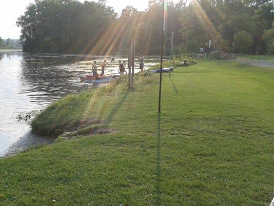 MTO canoe launch update