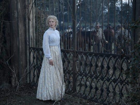 "In ""The Beguiled,"" Miss Martha (Nicole Kidman) runs"