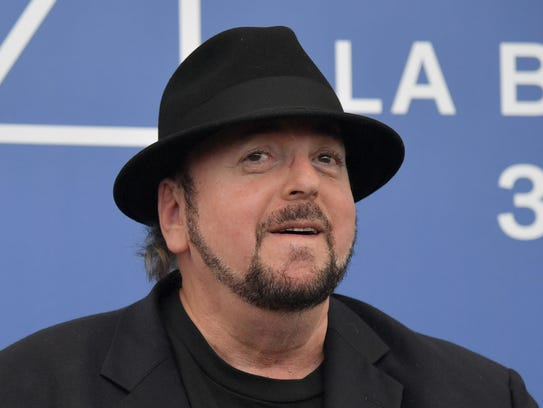 Director James Toback attending the photocall of the