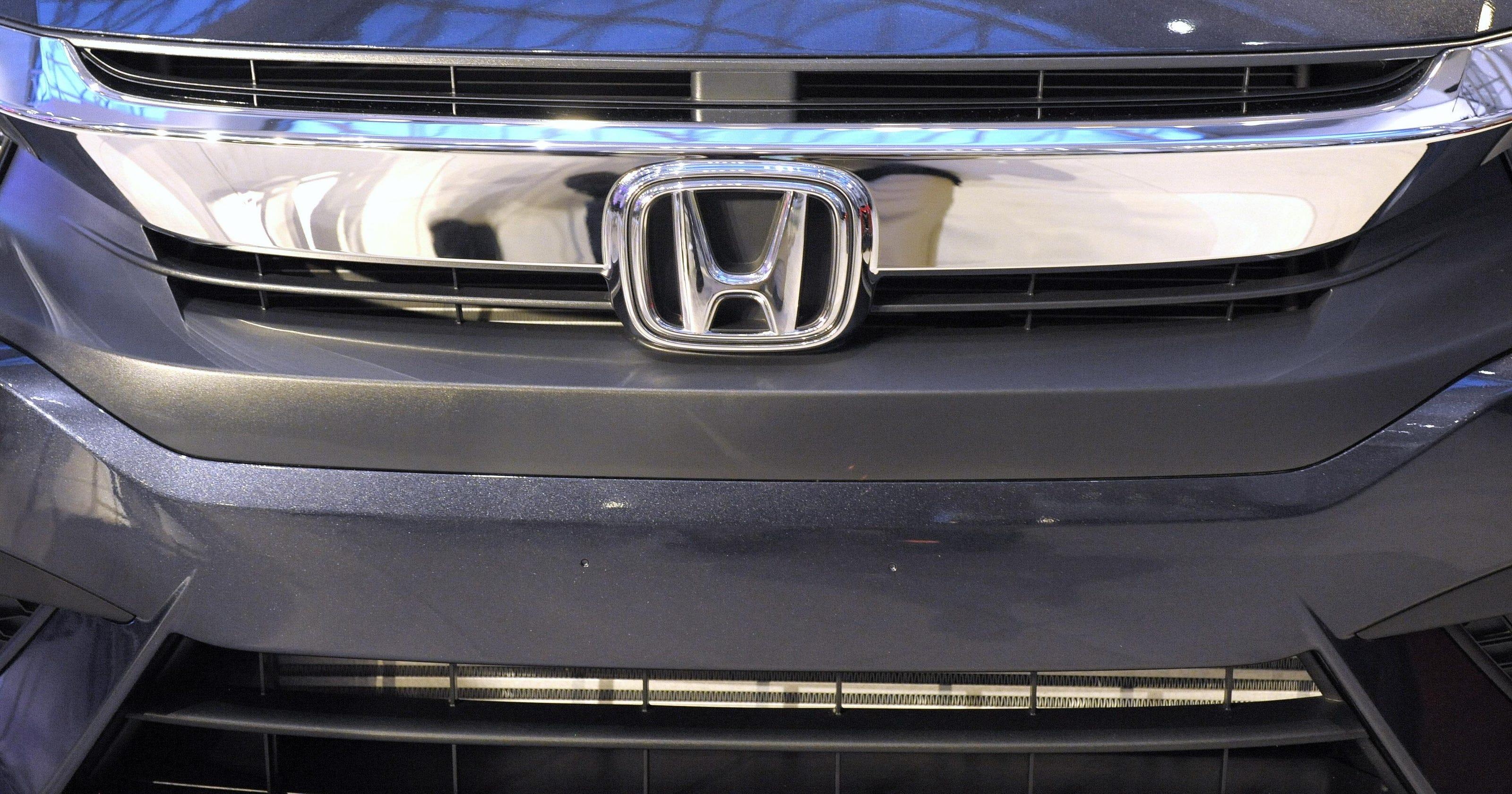 Build A Honda >> Honda Joins Gm Cruise To Build Driverless Car