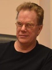 Dirk Deam, senior lecturer for political science, at