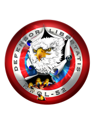 Artwork for the National Reconnaissance Office's classified