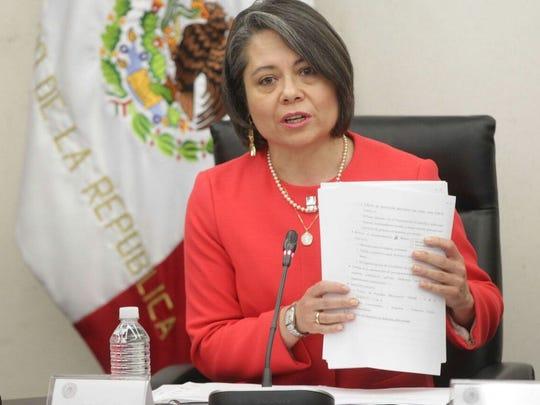Claudia Franco Hijuelos, Cónsul General de México en Phoenix