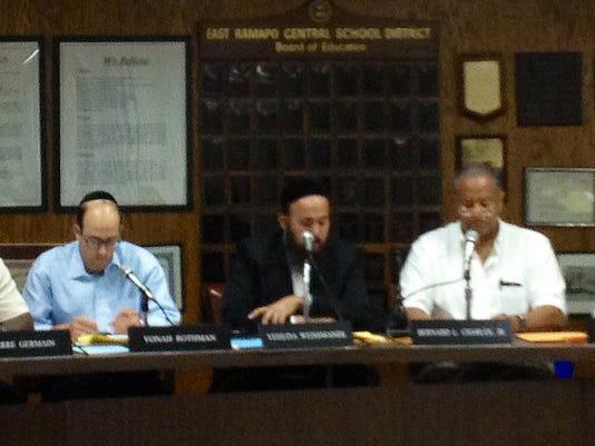 East Ramapo Board of Education