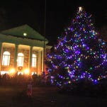 Christmas tree and menorah lightings in Lower Hudson Valley