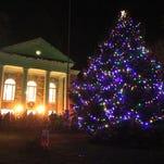 Tree, menorah lightings: Stony Point today