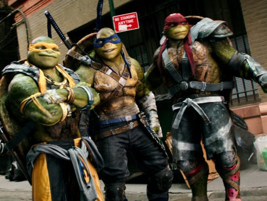 'Teenage Mutant Ninja Turtles: Out of the Shadows' movie review