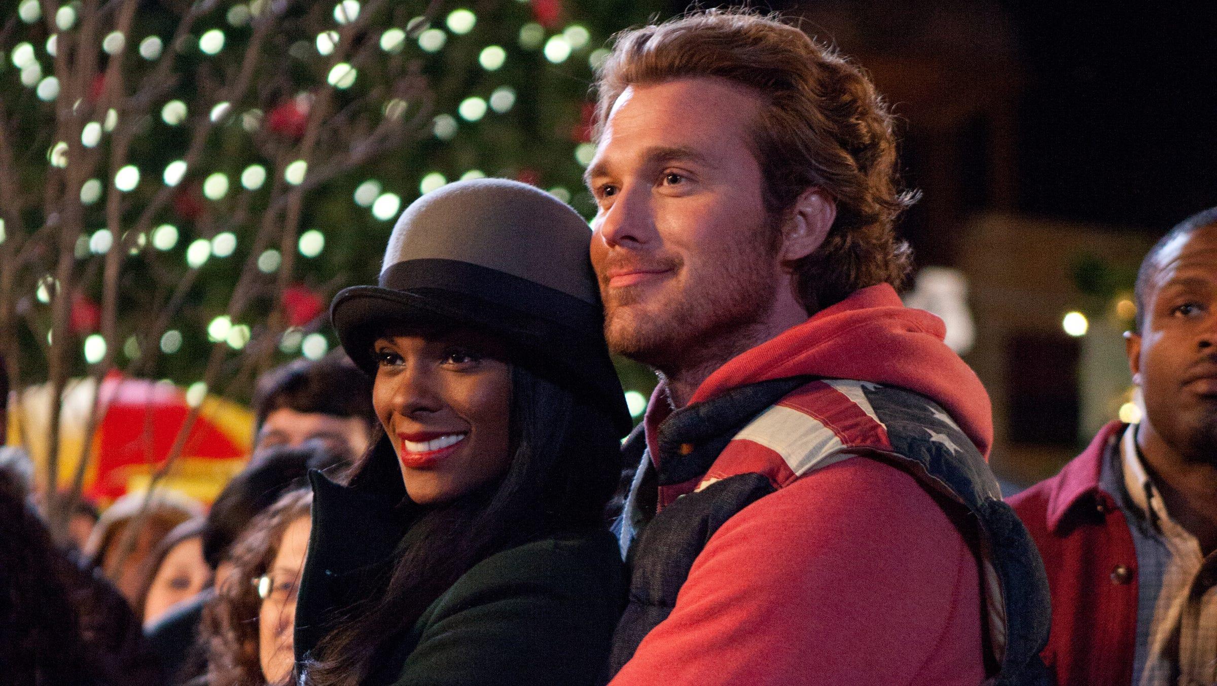 Tika Sumpter spends Christmas with Madea
