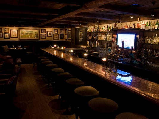 Underground bars, dark bars | Rokerij