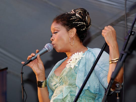 Niki Haris headlined the 2012 Summer Solstice Jazz