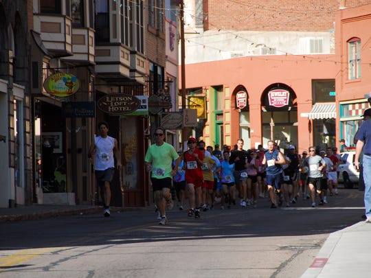 Held on the same day as the grueling Bisbee 1000: The Great Stair Climb, the beer festival is an ideal way to relax while sipping tasty craft beers.
