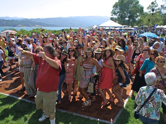 The 34th annual Ojai Wine Festival originally scheduled for June 14 at the Lake Casitas Recreation Area has been canceled. The event organized by Rotary Club of Ojai West will return in 2021.