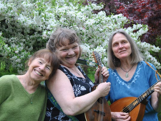 Va et Vient performs Saturday at the Ripton Community Coffee House.