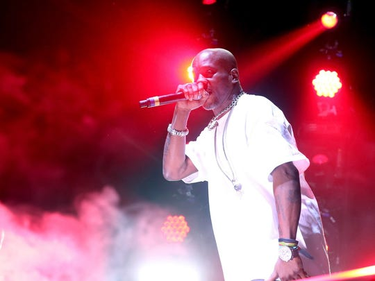 DMX will perform Oct. 27 at the Vogue.