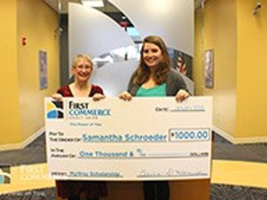 First Commerce announces latest winners of MyWay Scholarship.