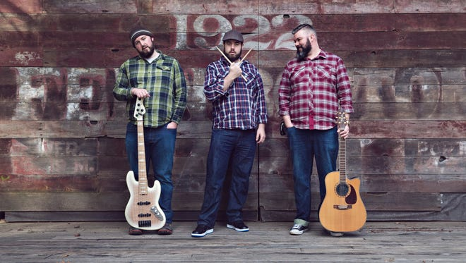 Portland folk/pop trio The Junebugs will headline the River Rock Concert Series 7 p.m. July 20 at Riverfront Park