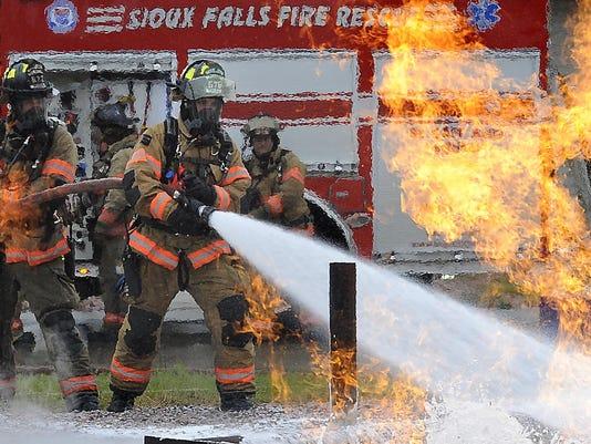 A2 - Fire Training