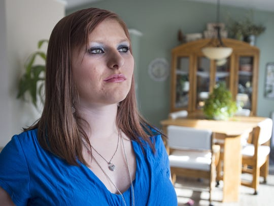 Piper Harris, 25, dabbled with alcohol and different substances until finding heroin after gaining a dependence on opioid-based prescriptions. Harris has found treatment for her addiction and says she is happy to be clean.