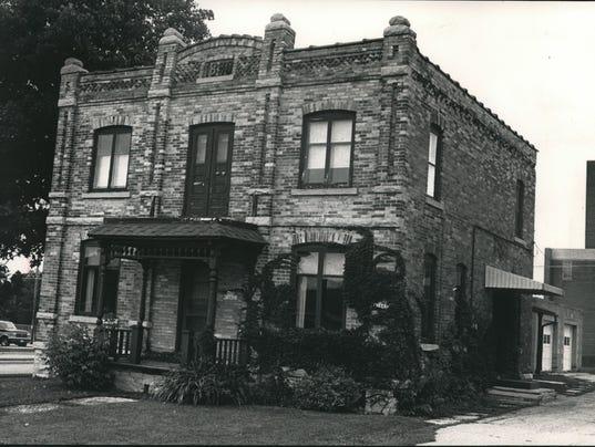 1992 Press Photo The Koehler Zahn House in Menomonee Falls, Wisconsin