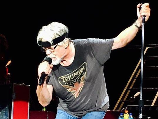 Bob Seger DTE Energy Music Theatre 9-9-2017