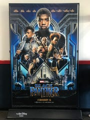 Chadwick Boseman, who has the lead acting role in Black Panther to play at AmStar 14 in Anderson starting February 16, 2108, Is one of the more famous to come from Anderson. Boseman graduated from T.L. Hanna High School in 1995, has starred in several feature Hollywood films.