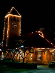 Clara's on the River adds to Battle Creek's festive spirit for the International Festival of Lights.