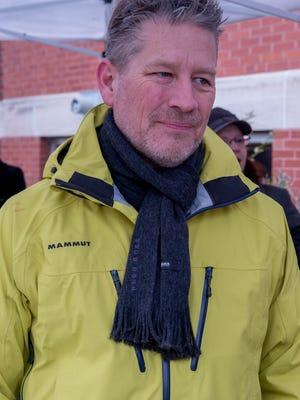 Firekeeper Vice President of Food & Beverage Michael McFarlen.