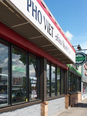 Pho Viet Asian Noodle Bar is at 510 Monroe Ave.