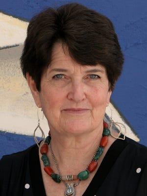 Loveland Mayor Jacki Marsh was elected in 2017.