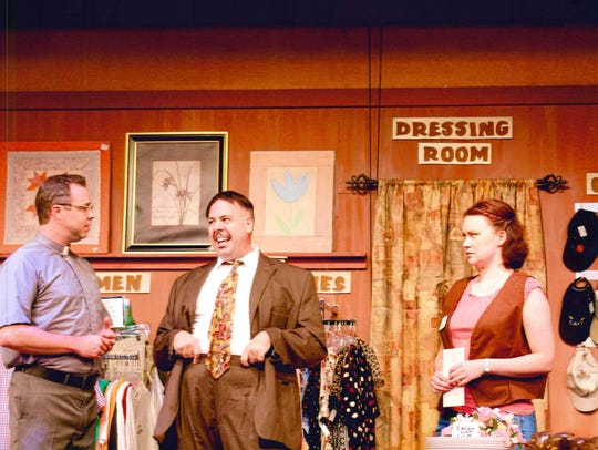 "A scene from Broadway Palm's ""Second Chances: The Thrift"