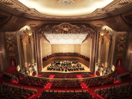 Grand rendering