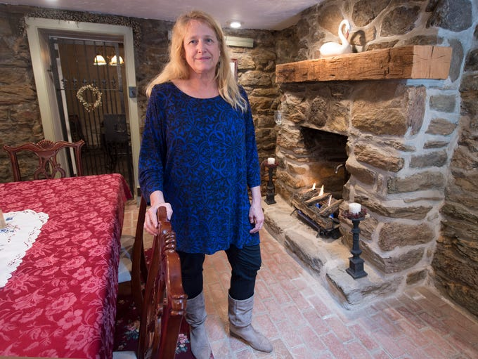 Pam Nicholson, innkeeper of the Jackson House Bed and