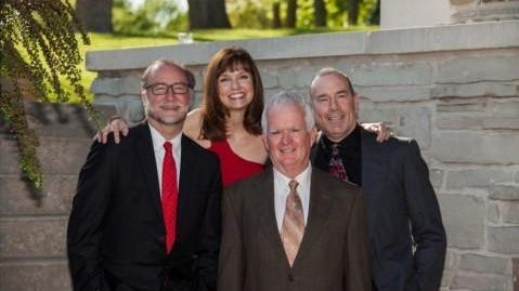 Montage, featuringCarol Reinert, Harry Beckett, Mark Brueggemann and Jeff Gouge, returns to the DoubleTree Hotel atrium from 5:30 to 8:30 p.m. Friday. No cover charge.