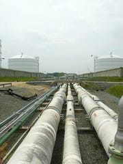 Natural gas pipelines and infrastructure has proliferated