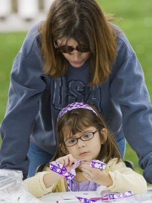 Sunday A'Fair at the Scottsdale Civic Center lawn has arts and crafts for the kids.