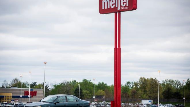 File photo of Muncie's Meijer.