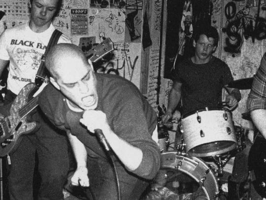 Negative Approach performs Monday at Cactus Club.