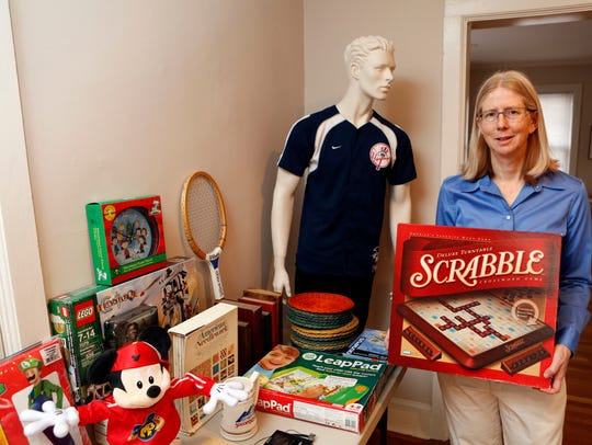 Jennifer Stevens of Port Chester is an eBay educator